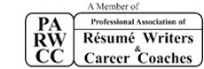 A Member Of Professional Association of Resume Writers & Career Coaches.