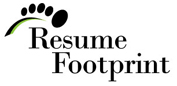 Resume Footprint Logo