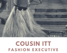 Extreme Halloween Resume Makeover: The Addams Family's Cousin Itt