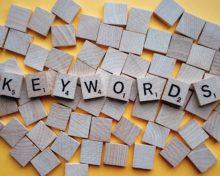 Proven keywords for an executive job search