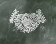 People-focused outplacement services provide a handshake during tough business decisions